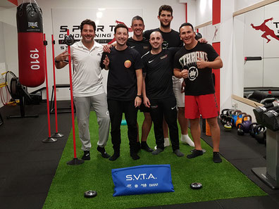 Sport Conditioning Studio Roma, SVTA, Mental training e Sport Vision, Giorgio Sola ©