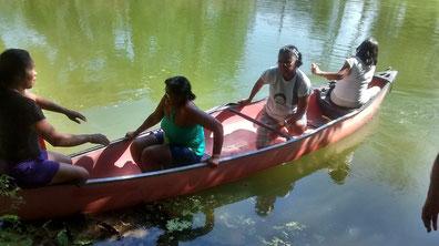 Amazzonia: missione itinerante