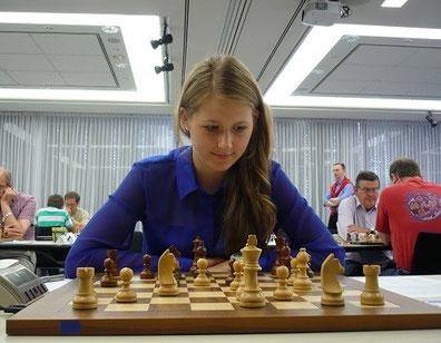 Melanie Lubbe, Lüneburger Schachfestival 2013
