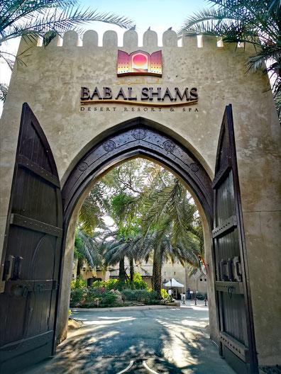 Bab Al Shams - Das Tor zur Sonne