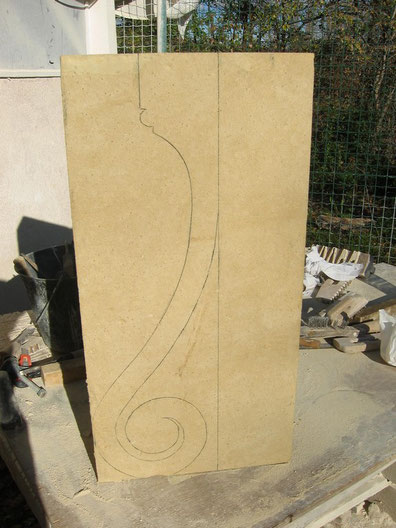 fireplace-stone-drawing-leg-carved-thoronet-var-83