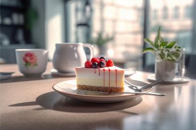グランドピアノとト音記号のペーパークラフト。