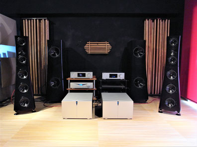 SIS AUDIO 1st floor