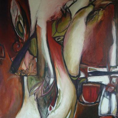 Körpergefühle | 2010 | 100 x 100