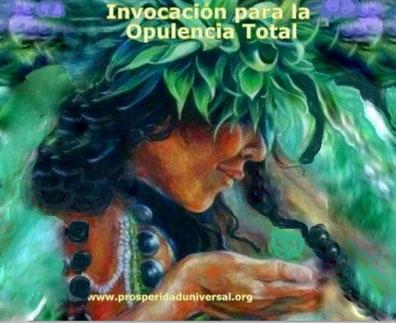 ERES UN SER ILIMITADO - INVOCACIÓN  PODEROSA PARA LA OPULENCIA TOTAL  - PROSPERIDAD UNIVERSAL