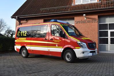 MZF Feuerwehr Rondeshagen