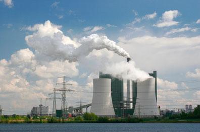 GuD Gas-und-Dampf-Kraftwerke: Kessel Reparatur und Wartungsarbeiten.