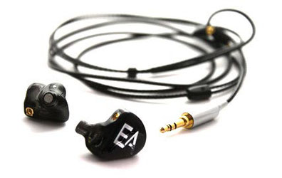Ecouteurs intra auriculaires in ear monitors EA B601 de Erdre Audio