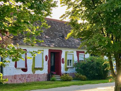 Der Rhyner Hof im Weinviertel/ Niederösterreich / 60 km nördlich von Wien