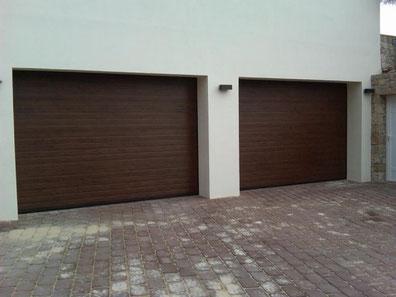 puerta automatica Finestrat