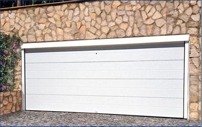 puerta automatica los montesinos
