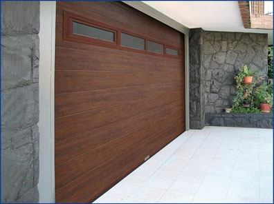 puerta automatica granja de rocamora