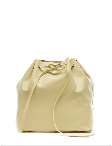 OWA Germany _ BUCKET SHOULDERBAG _ Finest Couture Craft _ Handcrafted in Germany