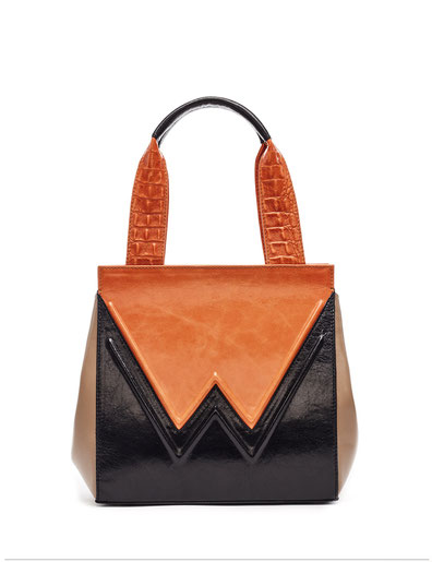 OWA Germany  _  CUBE SHOULDERBAG _ Finest Couture Craft _ Handcrafted in Germany  I owa-bags.com I