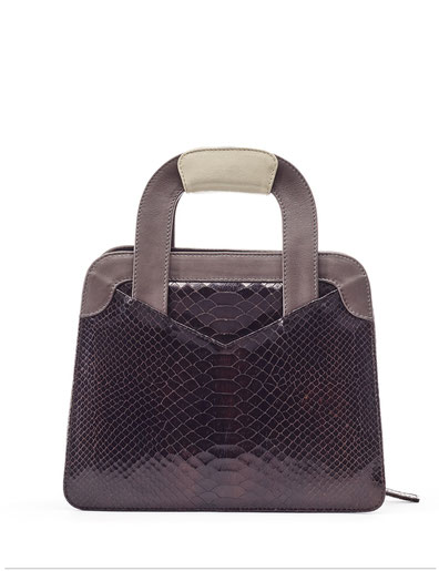 OWA Germany  _  TURTLE TOTE BUSINESS . SMALL  _ Finest Couture Craft _ Handcrafted in Germany   I www. owa-bags.com I