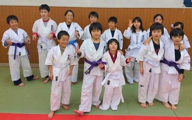 竜丘道場(飯田市スポーツ少年団)