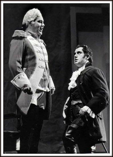 Renato - UN BALLO IN MASCHERA - con Giuseppe Zampieri - San Francisco War Memorial Opera House 12.10.1961