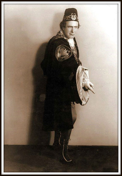 Iago . Otello di Giuseppe Verdi