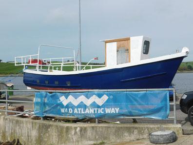Der Wild Atlantic Way bietet viel Inspiration