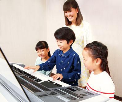 山西楽器店:スクール:音楽教室:小学生
