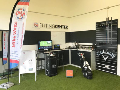 mike watts pro golf fitting center