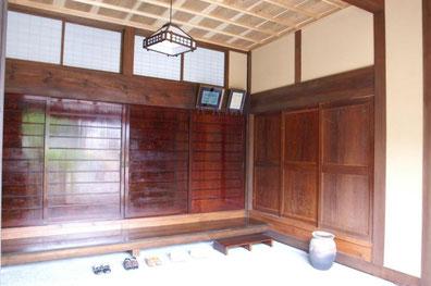 長岡の家(修復後登録有形文化財となった)