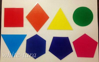 8つのカラーカードで自分がわかるリビングカラー
