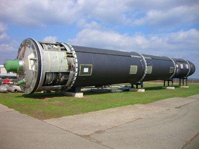 Missile Base Ukraine Pervomaysk