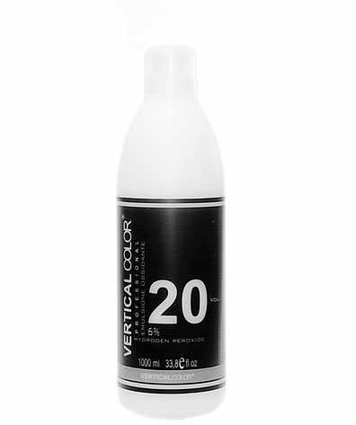 VERTICALCOLOR Peroxides 1000ml 6/20/30/40 volumes