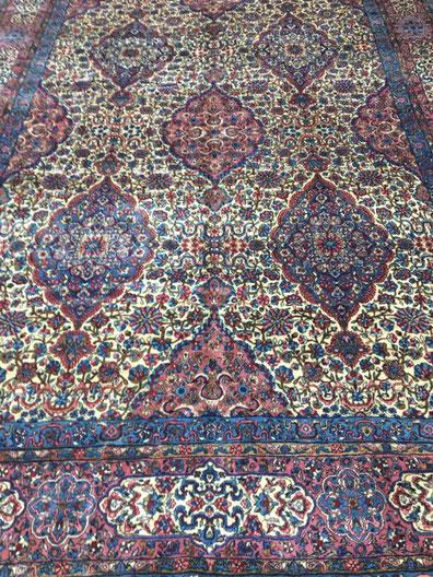 KERMAN wool  12㎡ 草木染  422x298