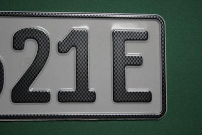 Autoschilder Autokennzeichen Kennzeichen Kfz-Kennzeichen