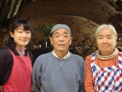 小代焼太郎窯