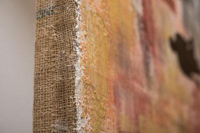 Quadro -  olio su tela  - Serie Visioni Alternative