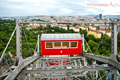 Austria City Vienna Hotel Wien Prater Riesenrad
