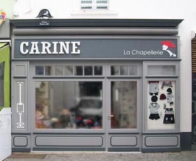 façade-de-magasin menuisier saint-jean-de-monts challans