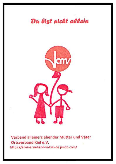 Alleinerziehende in Kiel können Kontakt zu anderen Alleinerziehenden aufnehmen und Erfahrungen austauschen (Trennung, Scheidung, Kindesunterhalt)
