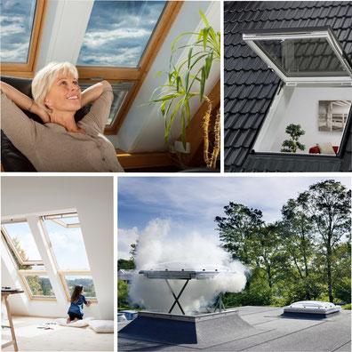 Dachfenster Velux Coesfeld Dachflächenfenster
