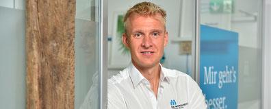 Dr. Marquardt - Sehnenexperte, Hilfe bei Hüftgelenksarthrose und Kniegelenksarthrose, Stoßwelle
