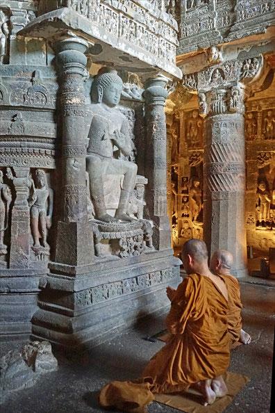 Buddha-in-Ajanta-cave