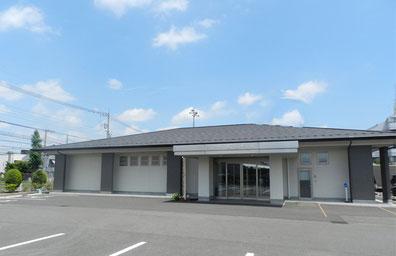 JA斎場昭島ホールの正面画像