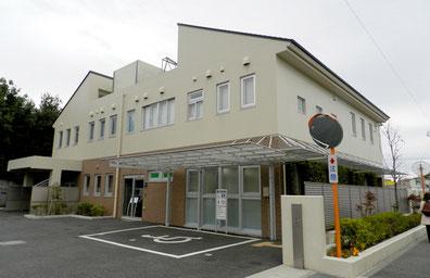 松原町コミュニティーセンター正面画像