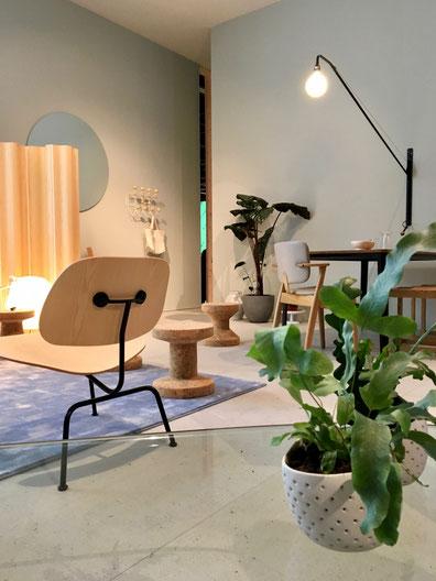 dieartigeBLOG - IMM Cologne 2019 -  Das Tokio Thema bei Vitra