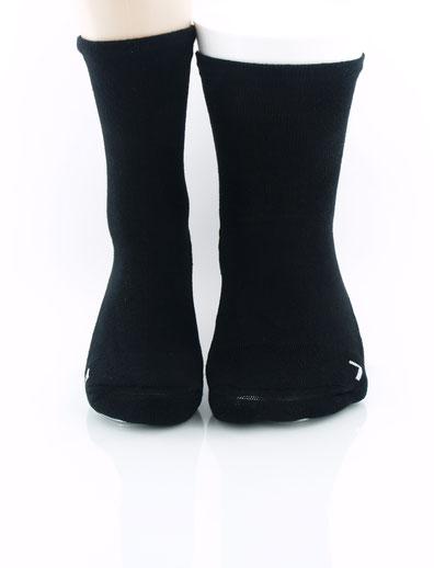 Bild: Socken mit Frotteesohle extra breit, Strumpf-Klaus