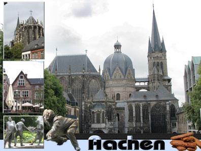 Tagesfahrt in die Kaiserstadt Aachen
