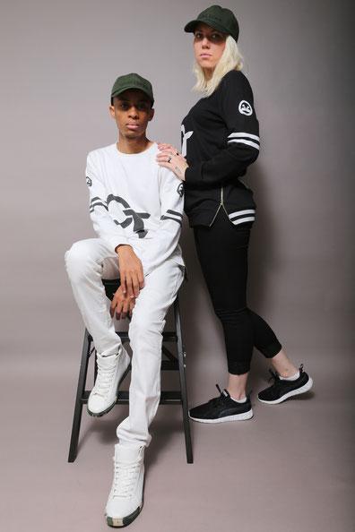 campagne publicitaire, guy houangné, mode, fashion, design, streetwear, chic, style, paris, france, publicité, model, original twiins, campaign, beyonce, kanye west, promo, balmain, givenchy