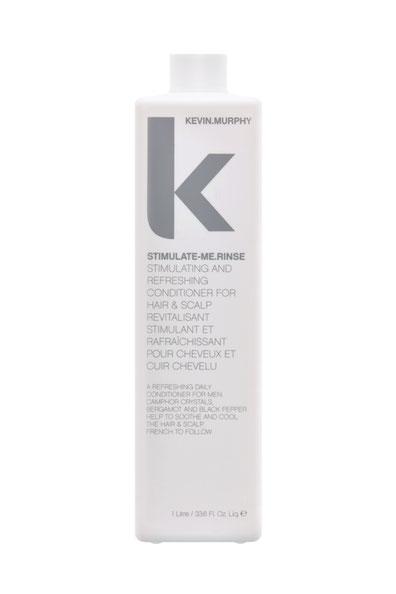 Stimulate.Me.Rinse von Kevin Murphy, Salonprodukt für Männer zur täglichen Anwendung.