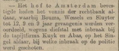 Haagsche courant 17-01-1901