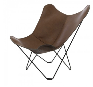 Cuero Butterfly chair