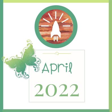 Der April: Transformation ins Glück - Eva Hochstrasser bloggt über die Zeitqualität