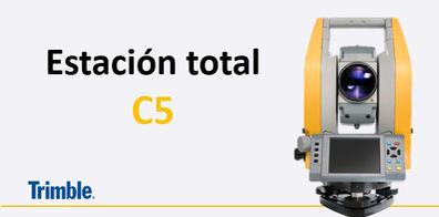 estaciones totales trimble C5